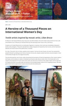 A-Heroine-of-a-Thousand-Pieces-on-International-Women's-Day--Surface-Design-Association-BC-+-Yukon
